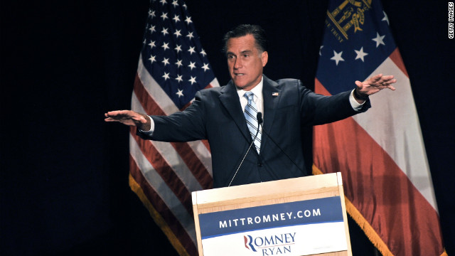 Romney: Yes, &#039;I can&#039;