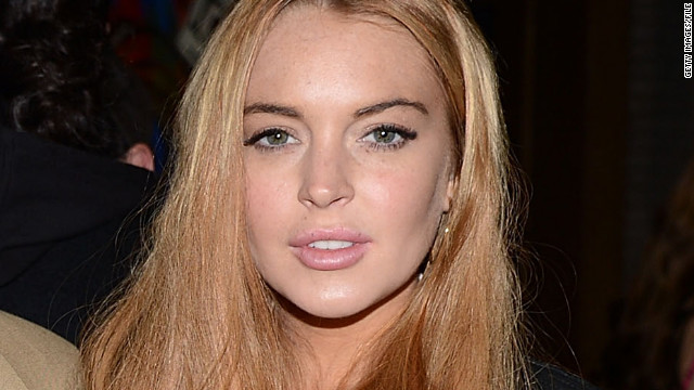Lindsay Lohan recovering after hospital visit