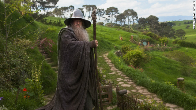 New 'Hobbit' trailer