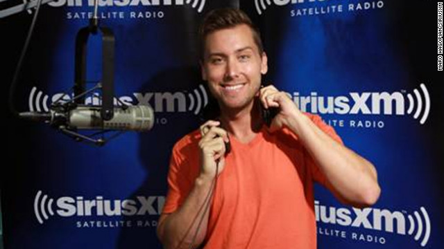 Lance Bass: I would love for an 'N Sync reunion to happen