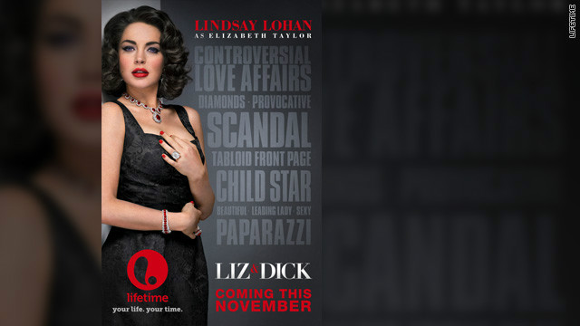 Watch: Promo for 'Liz and Dick'