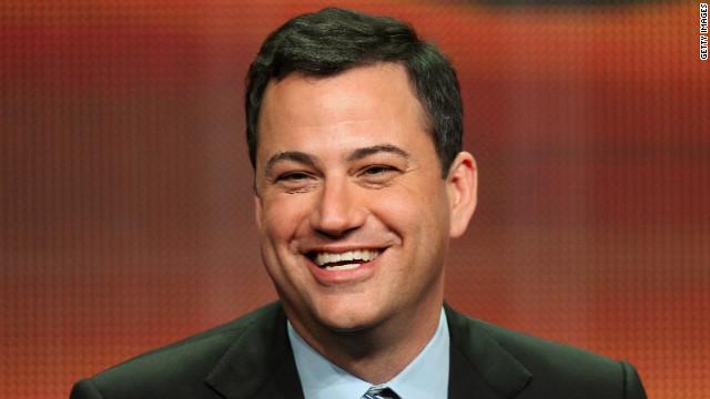 Jimmy Kimmel, the host of the 64th Primetime Emmy Awards, promises