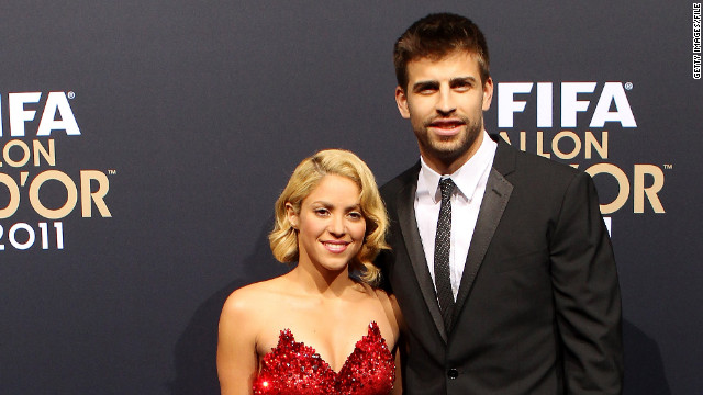 Shakira and boyfriend Gerard Pique announced they are expecting. 