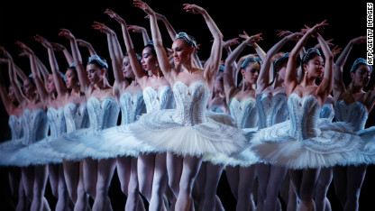 The fight to save ballet's 'foot soldiers'