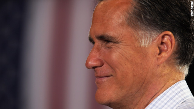 Excerpts: Romney's closing argument