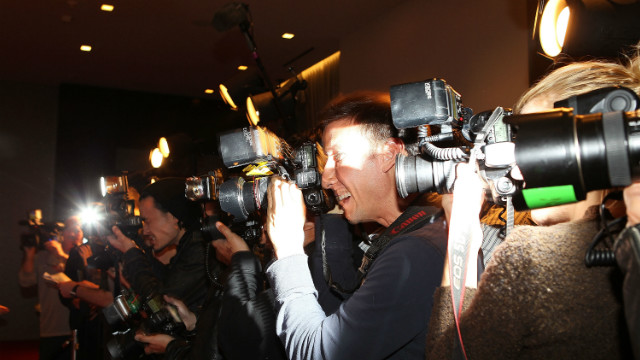The quest to reform the paparazzi