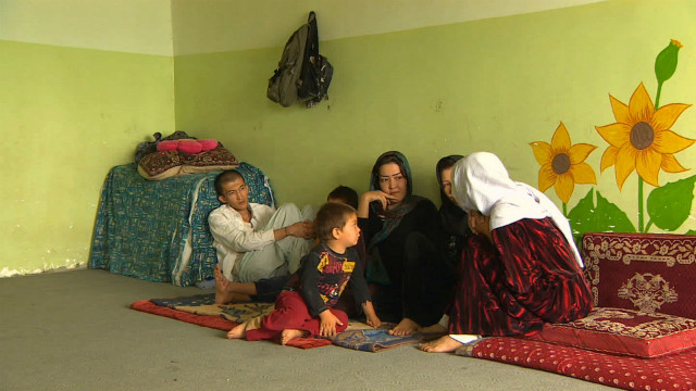 Afghan Grandmother Mom And Kids Addicted To Opium Cnn Com