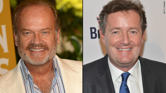 Kelsey Grammer's the latest to bail on Piers Morgan