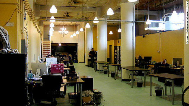 Citizen Space, founded in 2005, is seen as the first co-working space that spawned a global trend.