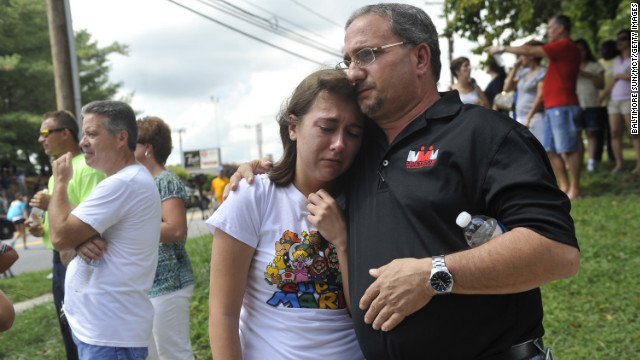 My View: Balancing fear, hope after a school shooting