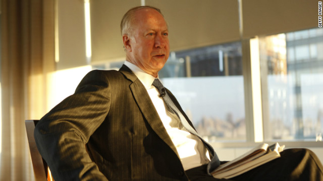 CNN Profiles: The real David Gergen