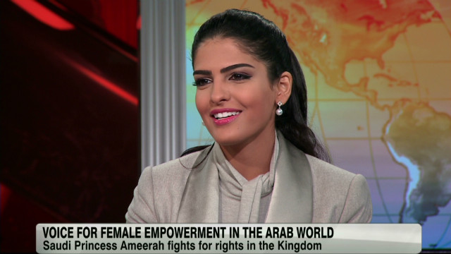 saudi princess opens up about women s rights in her