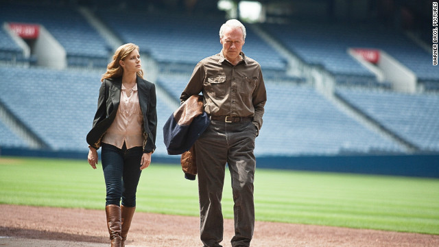 Amy Adams and Clint Eastwood team up as daughter and father in
