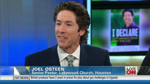 Joel Osteen On Homosexuality