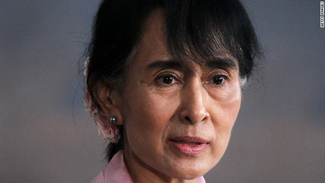 Burmese opposition politician Aung San Suu Kyi was presented with a U.S. Congressional Gold Medal at the U.S. Capitol on Wednesday, September 19. She is known worldwide for her leadership and commitment to human rights in Myanmar, formerly known as Burma. The opposition leader and pro-democracy campaigner was kept under house arrest for years by the Asian country's military rulers. Take a look back at her triumphs and struggles: