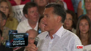 KTH: Romney's personal history with welfare