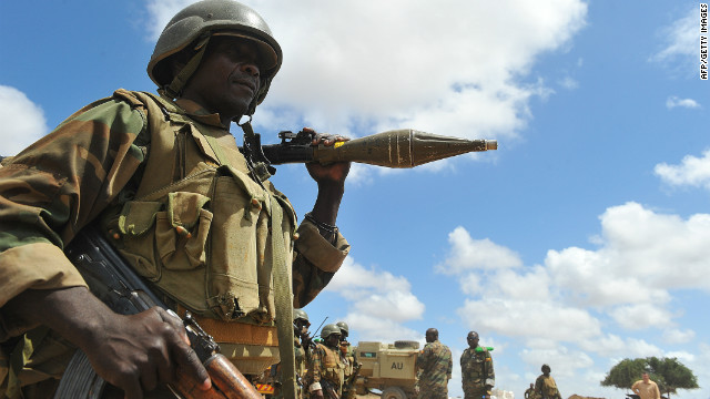 Citizens fear the arrival of African Union forces will mean a resumption of fighting in the rebel stronghold of Kismayo.