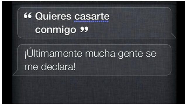 Siri de Apple ya habla español y te sorprende