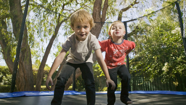 Doctors warn trampolines are not toys