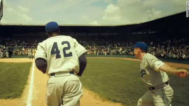 Jackie Robinson biopic gets a trailer, Jay-Z supplies soundtrack