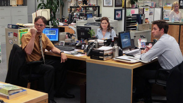 The beginning of the end of &#039;The Office&#039;
