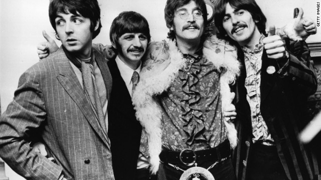 "To this day, the music of the Beatles helps to put the city of Livepool on the map. ""The Fab Four"" of John Lennon, Paul McCartney, Ringo Starr and George Harrison were global megastars between 1960 and 1970."