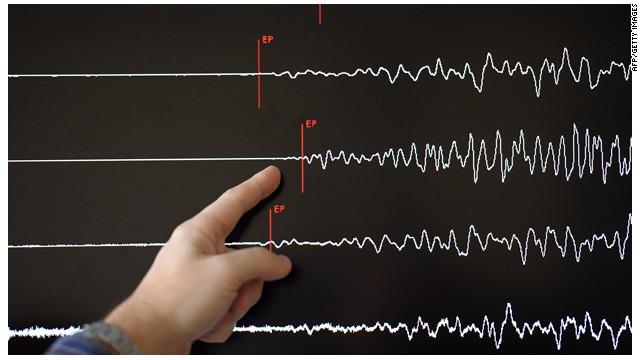 ¿Cómo se mide la magnitud de los terremotos?