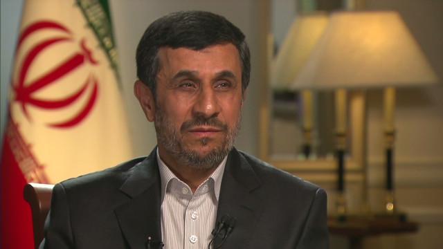 Mahmoud Ahmadineyad dice que filme contra el islam tiene poco que ver con la libertad
