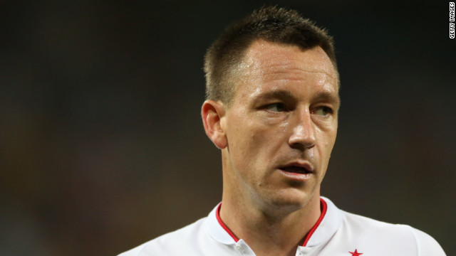 Chelsea defender John Terry has retired from international football with England.