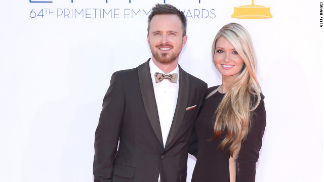 Aaron Paul's Emmys speech: The most surprised of the night?