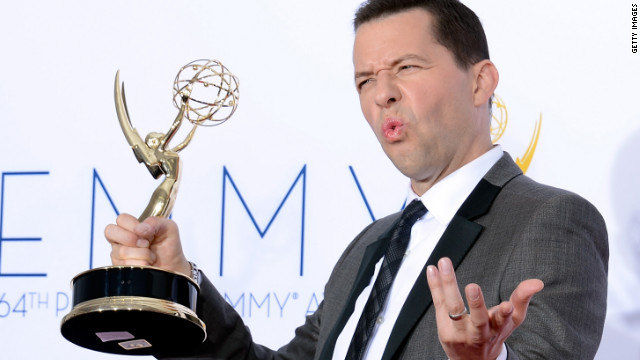 Jon Cryer wins the Emmy for outstanding lead actor in a comedy