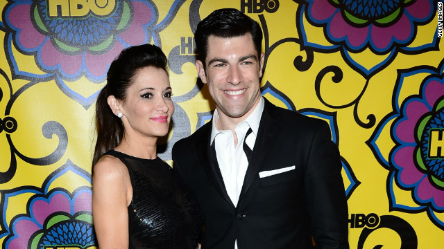 'New Girl's' Max Greenfield 'ready and available' for '50 Shades'