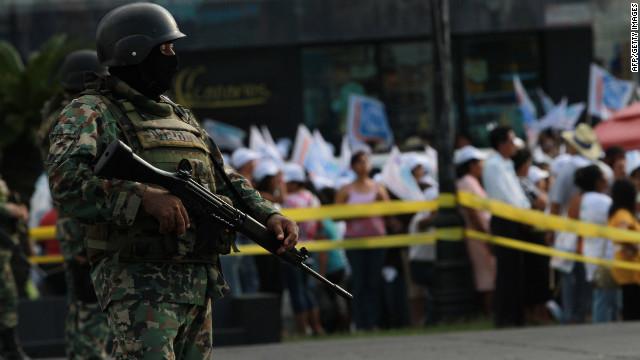 Ejército mexicano abate al presunto asesino de la hija de Marisela Escobedo