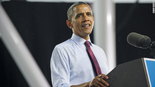 Obama outlines plan for the next four years