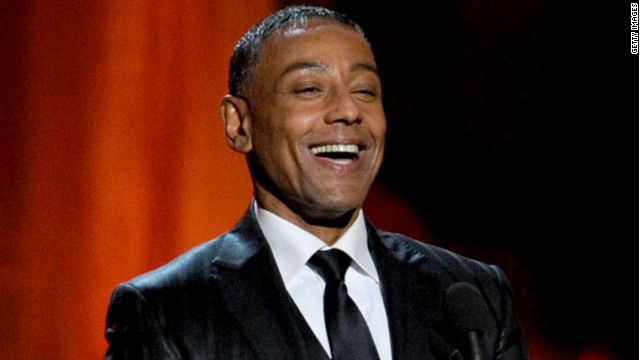 Giancarlo Esposito speaks onstage during the 64th Annual Primetime Emmy Awards .