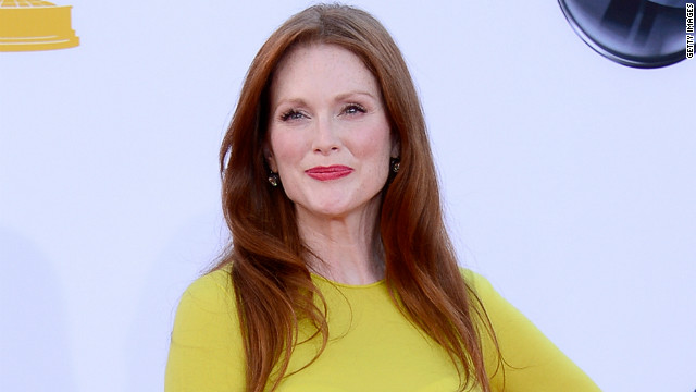 Emmy winner Julianne Moore gets validation for playing Palin