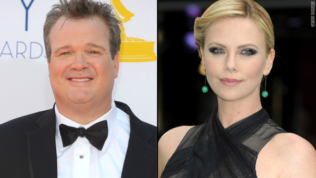 Weekend rumor: Eric Stonestreet and Charlize Theron?