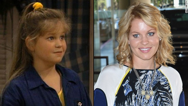 "Candace Cameron Bure, aka DJ Tanner, currently plays Summer Van Horne on ABC Family's ""Make It or Break It."" She also appeared on a 1997 episode of ""Boy Meets World"" and a 2007 episode of ""That's So Raven."""
