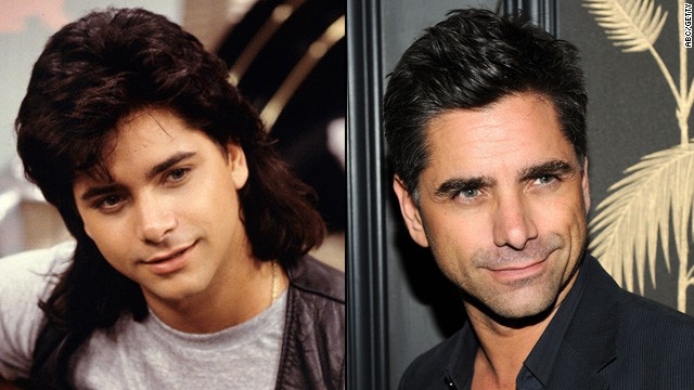 "After playing Jesse Katsopolis, John Stamos went on to play Dr. Tony Gates on ""ER."" He appeared on ""Glee's"" second season, among other shows, and a commercial for Oikos greek yogurt."