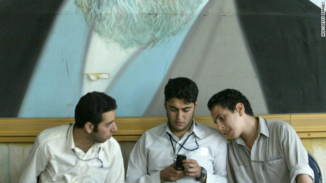 Iran, is by far the biggest market in the Middle East for mobile phone subscriptions, and the number is predicted to grow to 122 million by the end of 2016. During the political protests in 2009, many Iranians claimed their mobile phones were bugged by the government as they (and social networking sites) were vital in organizing demonstrations.
