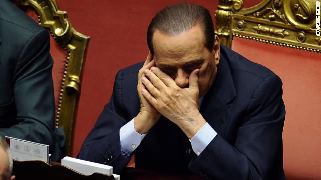 Fiscal pide seis años de cárcel y la inabilitación para Berlusconi