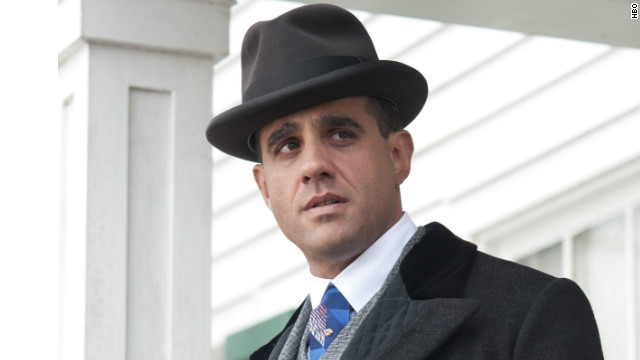 'Boardwalk Empire': Gyp, guns and 'Spaghetti'