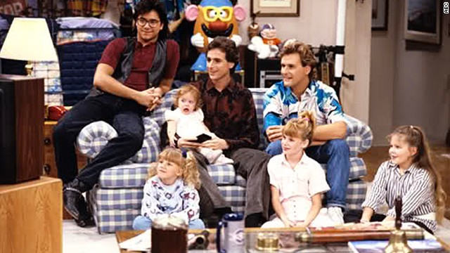 The Tanner family recently reunited to celebrate &quot;Full House's&quot; 25th anniversary. Though the Olsen twins, who played Michelle on the ABC series, weren't present, the rest of the cast seemed to enjoy a day of cake and nostalgia. &quot;Love my Full House family. Full heart,&quot; Andrea Barber, who played Kimmy Gibbler, &lt;a href='https://twitter.com/andreabarber/status/249664774382710784' target='_blank'&gt;tweeted.&lt;/a&gt;