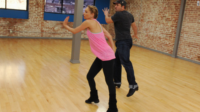 Kym Johnson: 'DWTS: All-Stars' is 'quite scary'