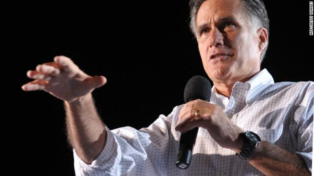 Romney y Obama se preparan para los debates electorales