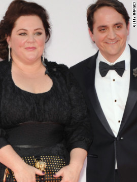 Melissa McCarthy, Ben Falcone