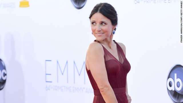 Julia Louis-Dreyfus is an adorable 52.