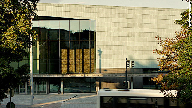The new concert venue and music academy sits close to three of Helsinki's architectural monuments -- the neoclassical Parliament House, &lt;a href='http://www.finlandiatalo.fi/en/' target='_blank'&gt;Finlandia Hall&lt;/a&gt; (designed by Alvar Aalto) and &lt;a href='http://www.kiasma.fi/kiasma_en'&gt;Kiasma Museum of Contemporary Art&lt;/a&gt;.