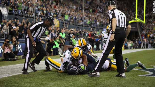NFL, refs agree to contract