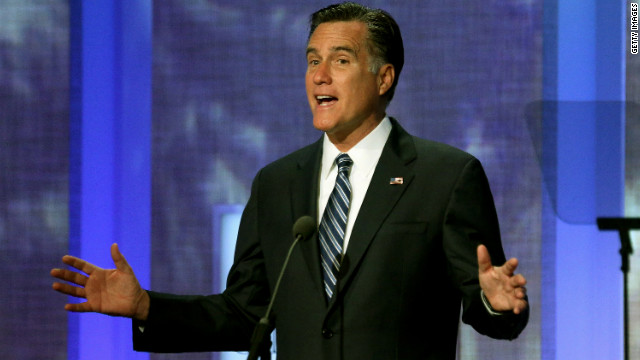 Romney lays out 'aid with trade' in major foreign policy speech